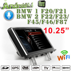 "Bmw 1-series F20 F22 EVO 10.25""Android 8.0 Car Stereo 4G Internet 3 X USB - USB Bis Maximal 32GB"