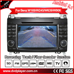 carplay Mercedes Benz A / B Anti-Glare android car stereo phone connections 2+16G