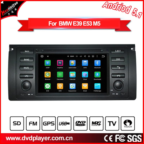 carplay Android CAR DVD GPS BMW 5 E39 M5 3G Internet or wifi connection