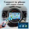 Anti-Glare car android 7.1 Mini auto stereo gps navigation 3g internet car videos