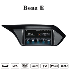 Anti-Glare car stereo Benz E android 10.0 carplay