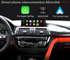 Android Multimedia Navigation Adapters for BMW X3 M /X4 M EVO ID6 System Wireless CarPlay Built ZLINK